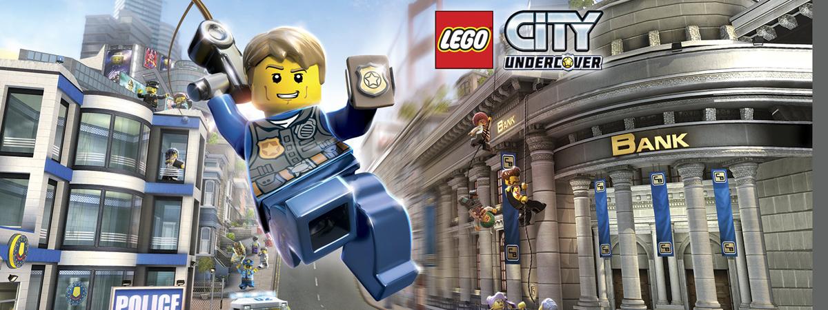 LEGO City Undercover Online Game Code - Newegg.com