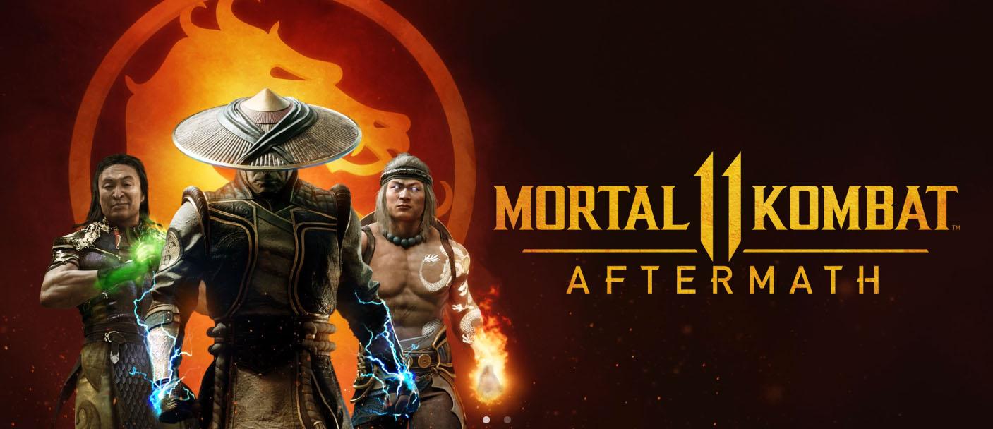 Mortal Kombat 11 Aftermath Kollection Xbox One Digital Code
