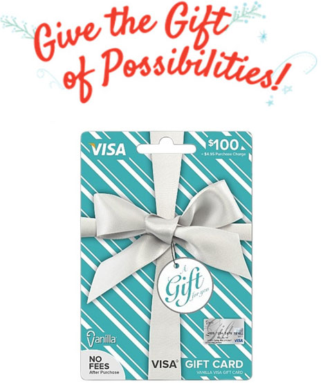 Visa $100 Gift Card (Metallic) - Newegg.com