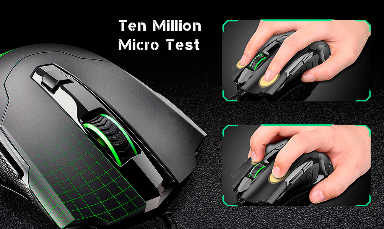 TROPRO Gaming Mice-GM002