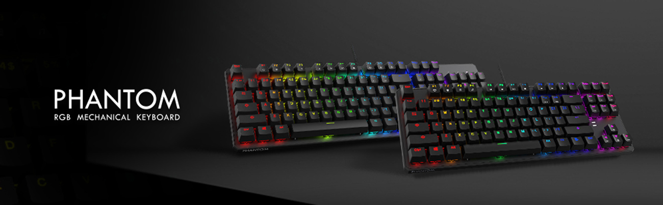 TECWARE Gaming Keyboards