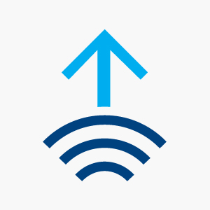 Icon - Wifi Sign: UPGRADE YOUR WI-FI