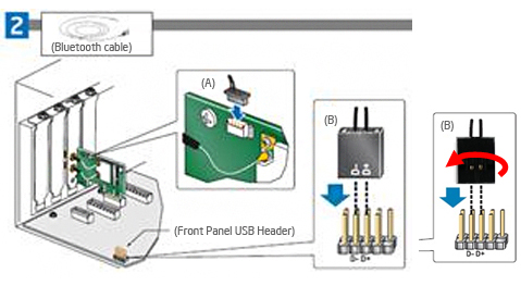 Usb Header Wiringdiagram on
