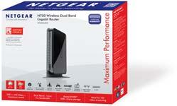 NETGEAR N750 Wireless Dual Band Gigabit Router WNDR4000-100NAS - Newegg com
