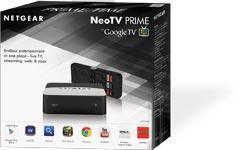 GTV100 - NeoTV PRIME with Google TV