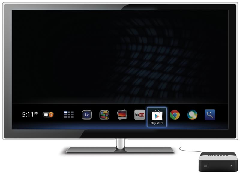 NETGEAR GTV100-100NAS AV Series NeoTV Prime with Google TV - Newegg com