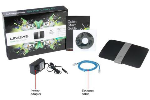 Linksys EA6200 Dual Band AC900 Smart Wi-Fi Router - Newegg com