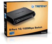 TE100-S8 Box