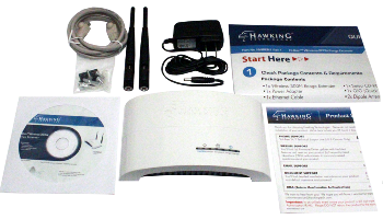 HWREN1 Package Contents