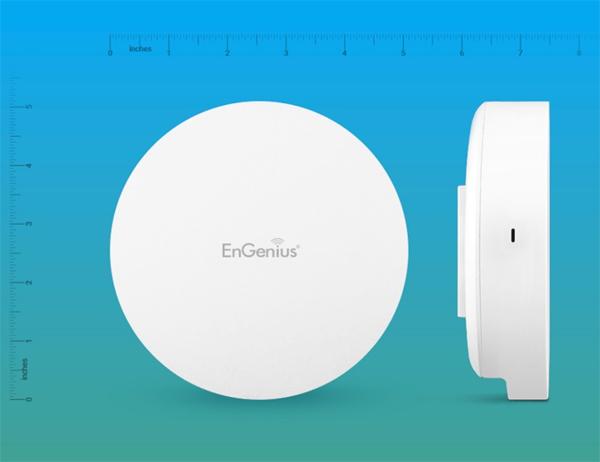 EnGenius EnTurbo EAP1250 Indoor Next-Gen 802.11ac Wave 2 Compact Access Point E