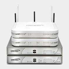 Sonicwall 01 Ssc 6947 Tz 205 Wireless N Network Security