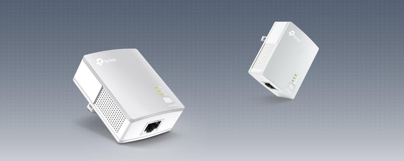 TP-LINK TL-PA4010 AV600 NANO POWERLINE ETHERNET ADAPTER