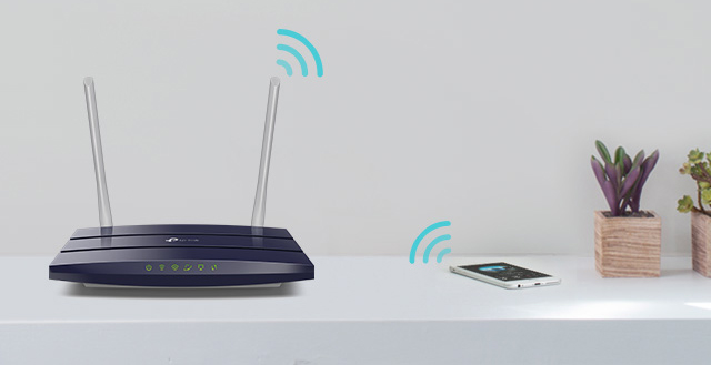 The wireless router can be used as Access Point as well.