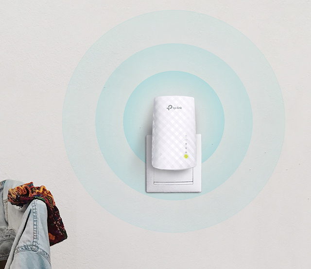 RE220 Extends High-Speed WiFi Across Your Home