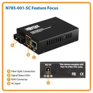 N785-001-SC Feature Focus