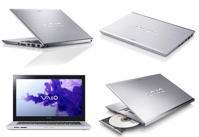 Sony Vaio T Series Svt13137cxs Intel Core I5 3rd Gen 3337u