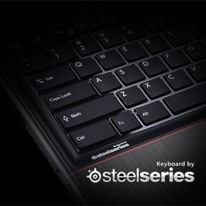 Unparalleled professional SteelSeries keyboard