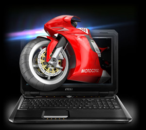 MSI GT Series Mobile Workstation