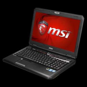 MSI GT Series Mobile Workstation