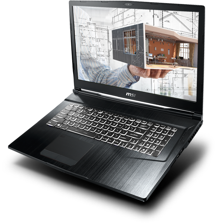 MSI Mobile Workstation