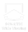 94% NTSC Wide Viewing Angle Icon