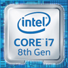 Intel Core i7 8th Gen Badge