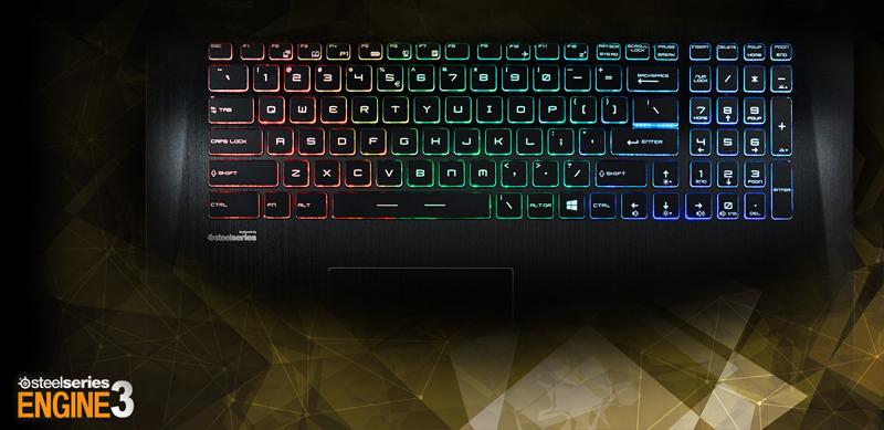 MSI GE72VR APACHE PRO-865 Gaming Laptop GTX 1060 i7-7700HQ 2 80 GHz 17 3