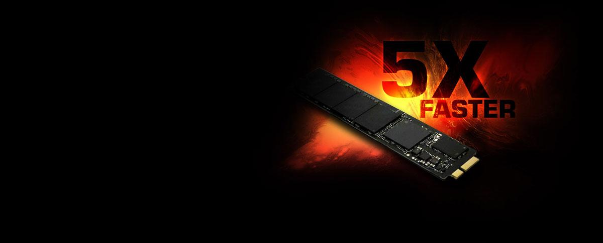 PCI-E GEN3x4 SSD