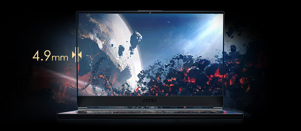 Gigabyte GS65 Stealth Gaming Laptop