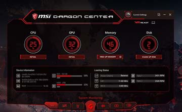 DRAGON CENTER 2.0—FREE BUFF FOR YOUR RIG
