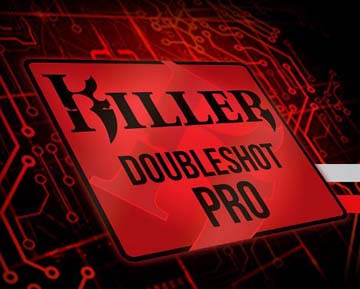 KILLER DOUBLESHOT PRO—PROTECTING YOUR PING