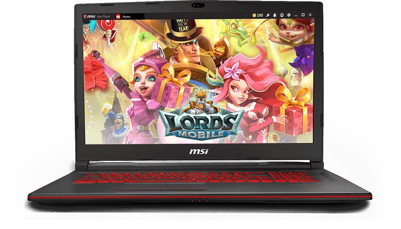 Gigabyte GL73 Gaming Laptop
