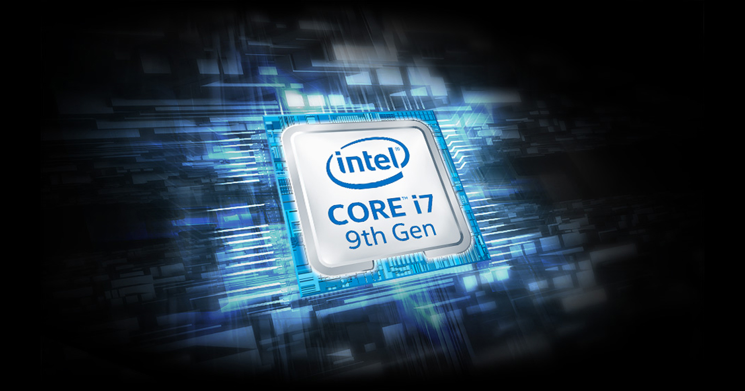 Inter core i7 9th Gen