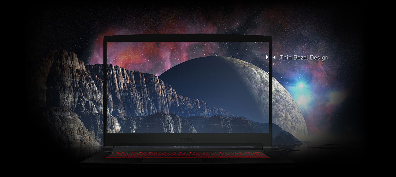 120HZ IPS-LEVEL THIN-BEZEL GAMING DISPLAY