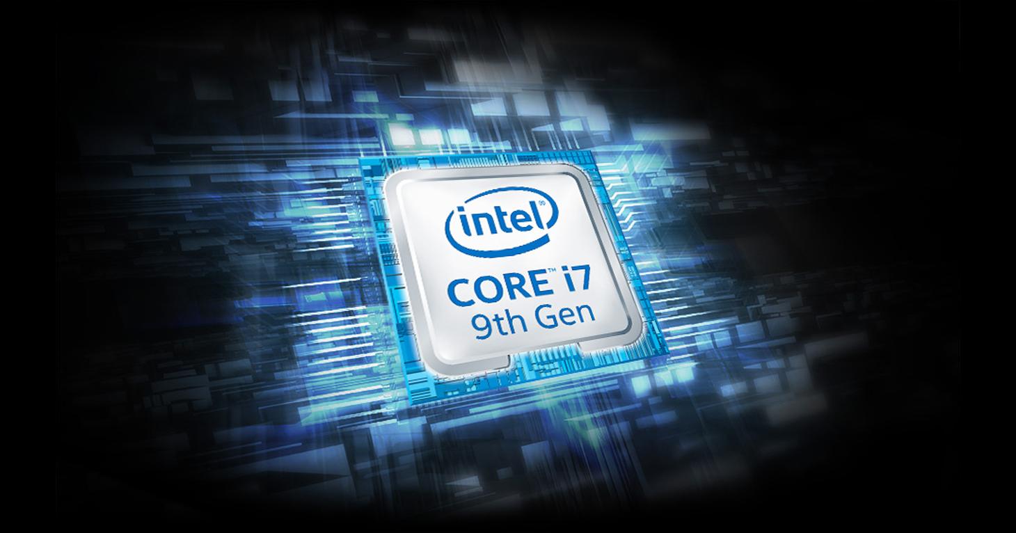 Inter core i7 9th Gen