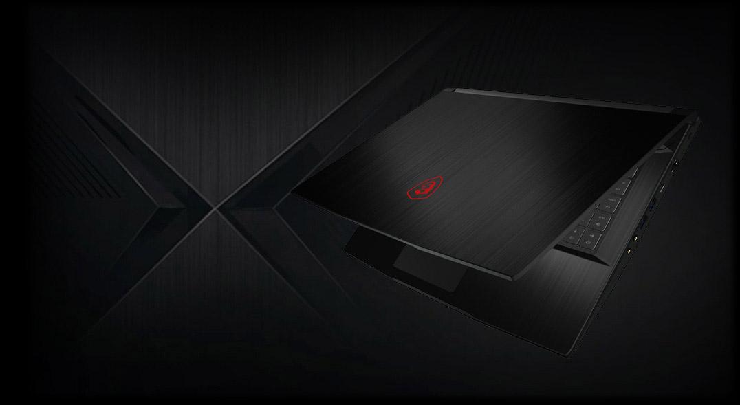 MSI GF Series GF63 THIN Gaming Laptop
