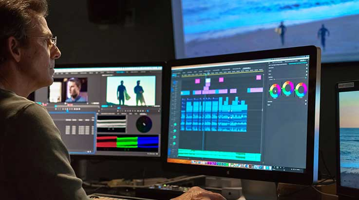 Working Environment: Video Editing