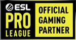 Logo - OFFICIAL GAMING PARTNER