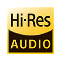 Logo - HiRes Audio