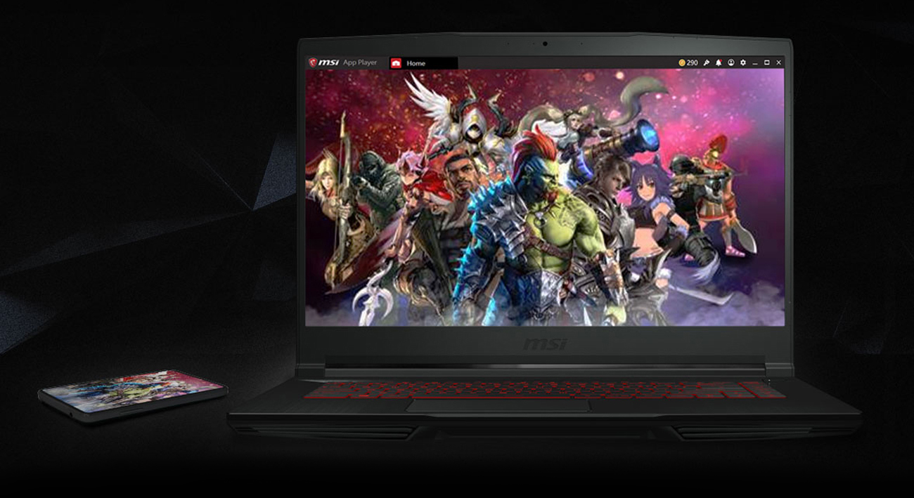 MSI GF63 10SCXR-086CA Gaming Laptop