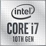 Logo - Intel Core i7 10th Gen