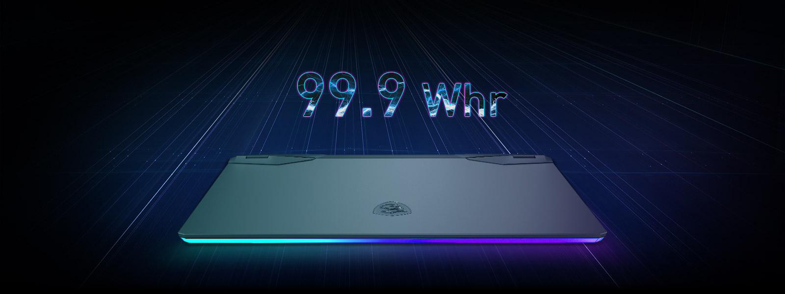 99.9 Whr Battery