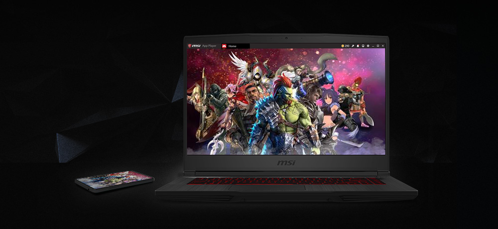 MSI Bravo 15 A4DDR-247 Gaming Laptop