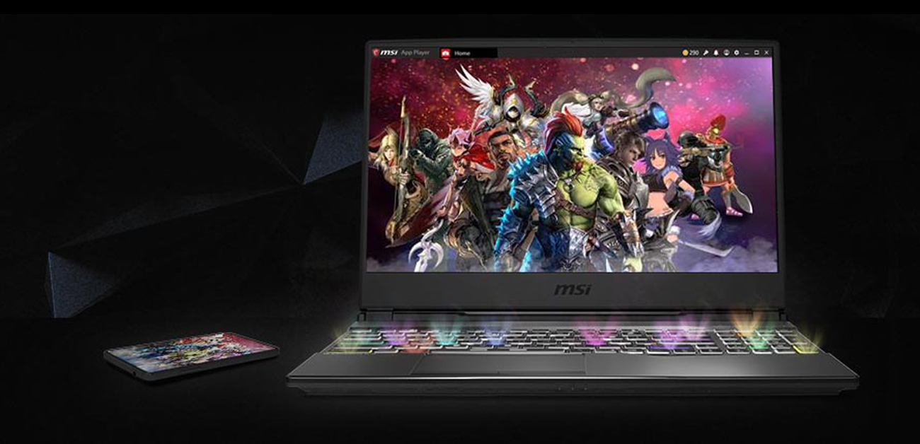MSI Alpha 15 A4DEK-005 Gaming Laptop
