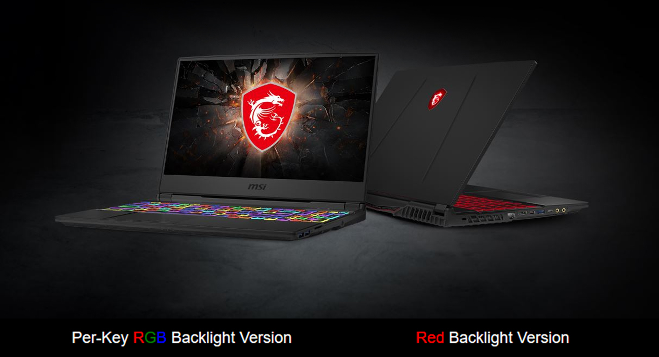 MSI GT Series Gaming Laptop