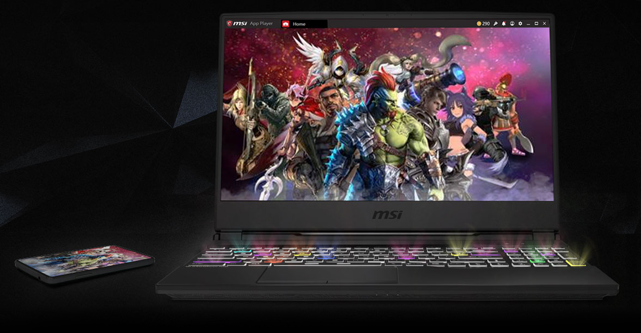 MSI GL Series Gaming Laptop