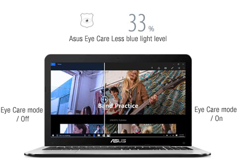 ASUS X Series laptops