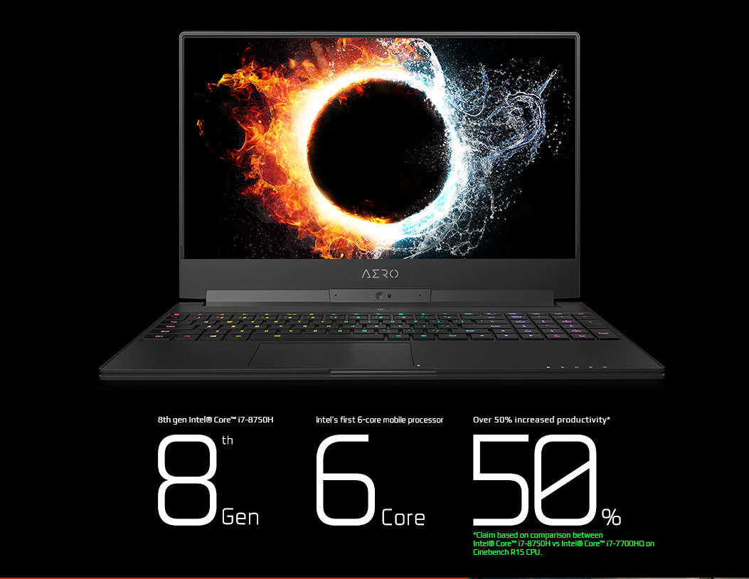 Gigabyte Gaming Laptop
