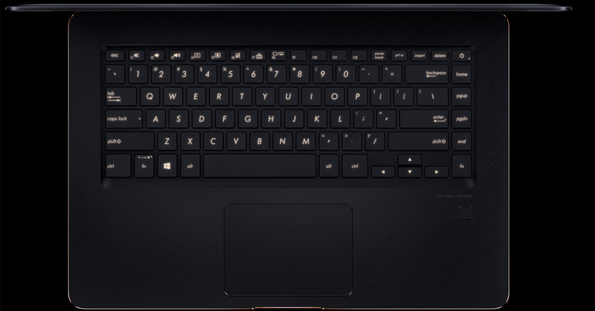 DRIVERS: ASUS ZENBOOK PRO 15 UX550GE PRECISION TOUCHPAD