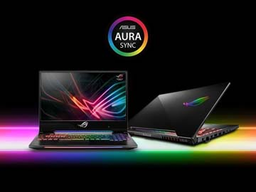 Full-System ASUS AURA RGB Lighting